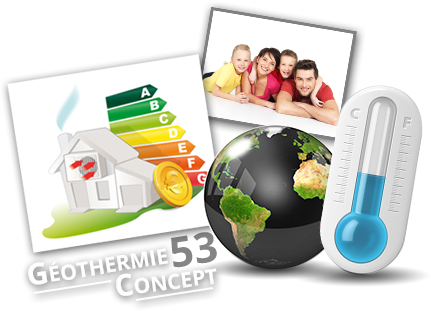 geothermie concept